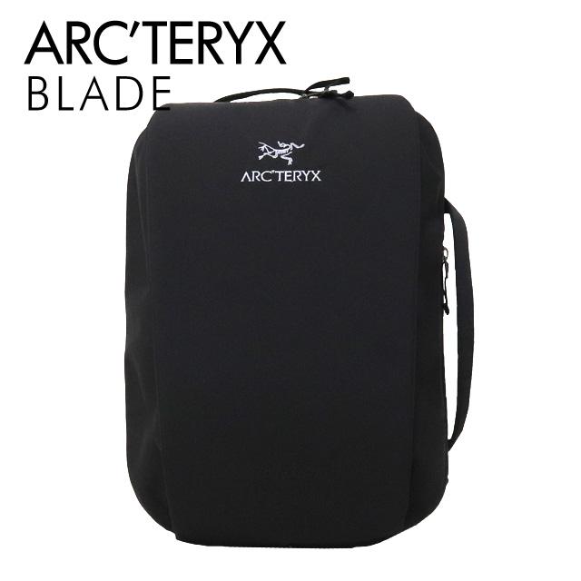 Arc'teryx アークテリクス BLADE 6 ブレード 6 バックパック ブラック