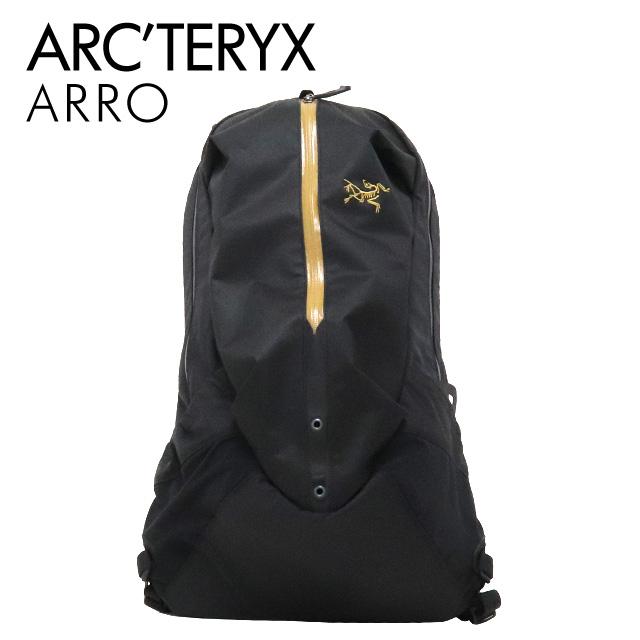 Arc'teryx アークテリクス ARRO 22 アロー 22 バックパック ブラック