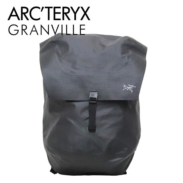 Arc'teryx アークテリクス GRANVILLE ZIP 20 グランヴィル 20 バックパック ブラック