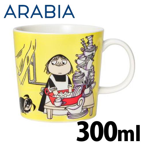 ARABIA アラビア Moomin ムーミン マグ ミーサ 300ml Misabel マグカップ