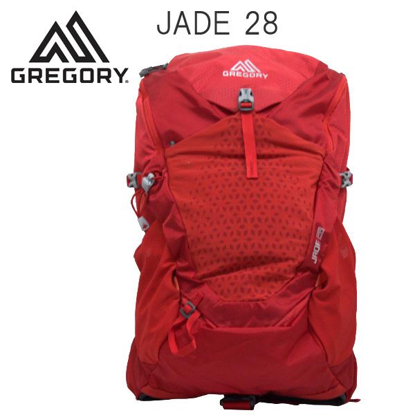 Gregory バックパック JADE28 28L SM/MD ポピーレッド 1115691710