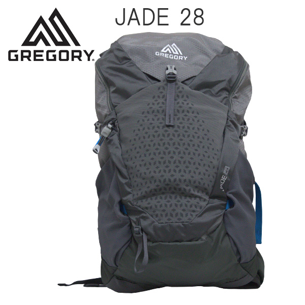 Gregory バックパック JADE28 28L SM/MD エーテルグレー 1115697414