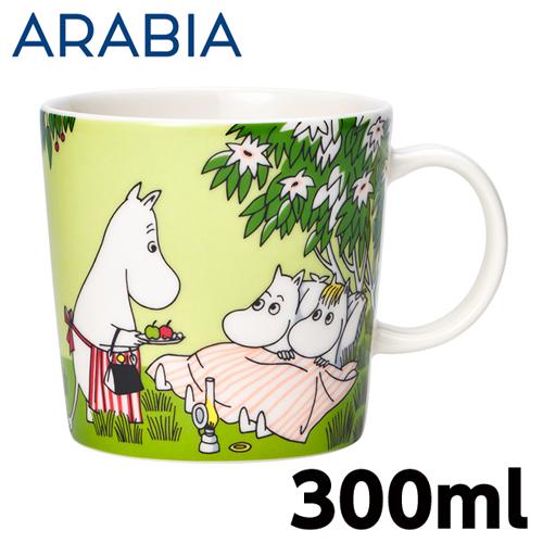 Arabia アラビア ムーミン Moomin マグ リラクシング Relaxing 300ml マグカップ 2020年夏季限定