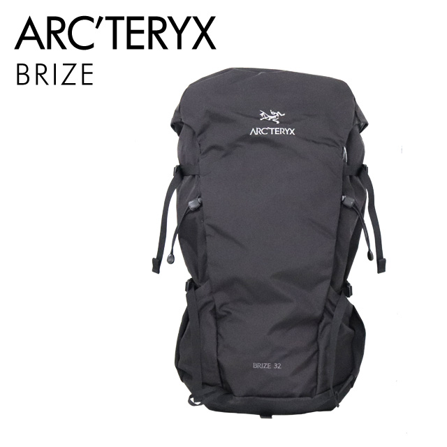 Arc'teryx アークテリクス ブライズ 32 バックパック ブラック