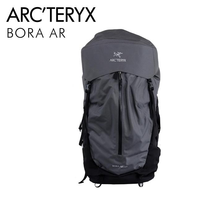Arc'teryx アークテリクス ボラ AR 63 バックパック メンズ titanium