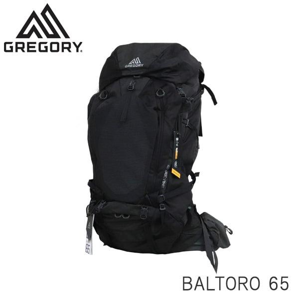 Gregory グレゴリー バックパック BALTORO バルトロ 65 65L MD オニクスブラック 916090581