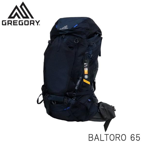 Gregory グレゴリー バックパック BALTORO バルトロ 65 65L MD ダスクブルー 916096398