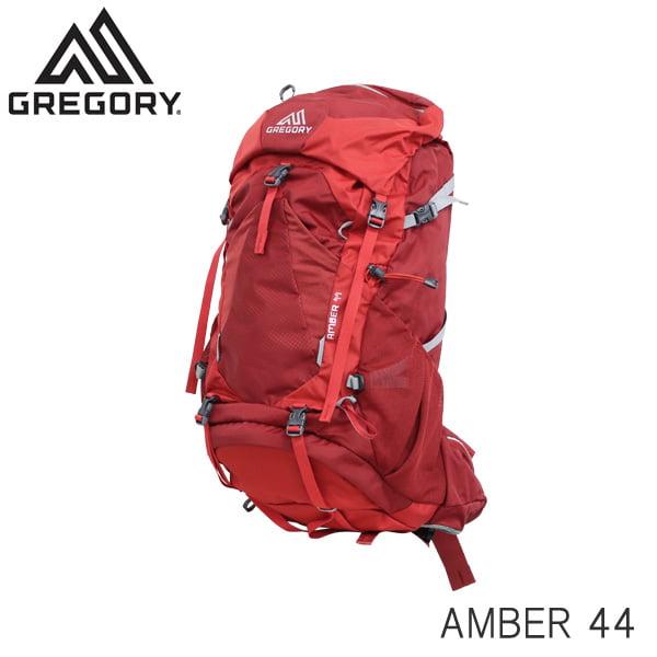 Gregory グレゴリー バックパック AMBER アンバー 44 44L シエナレッド 126868T430