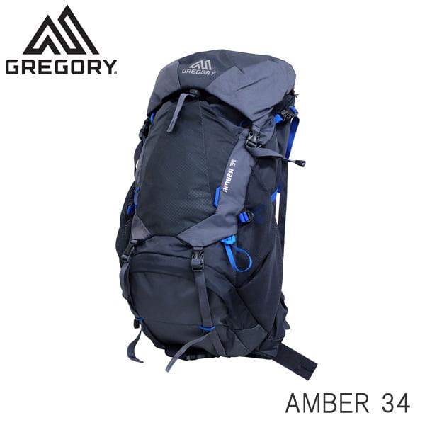 GREGORY グレゴリー バックパック AMBER アンバー 34 34L アーティックグレー 1268678319
