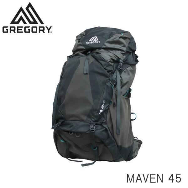 GREGORY グレゴリー バックパック MAVEN メイブン 45 45L S/M ヘリウムグレー 1268370529
