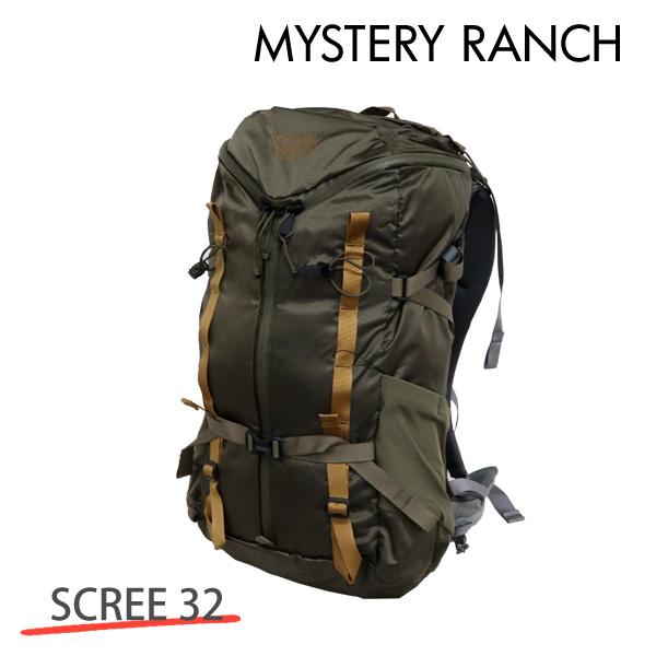 MYSTERY RANCH ミステリーランチ SCREE 32 MEN'S スクリー メンズ S/M 32L WOOD ウッド バックパック デイパック