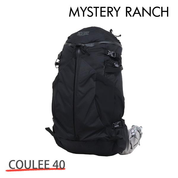 MYSTERY RANCH ミステリーランチ COULEE 40 MEN'S クーリー メンズ S/M 40L BLACK ブラック バックパック デイパック