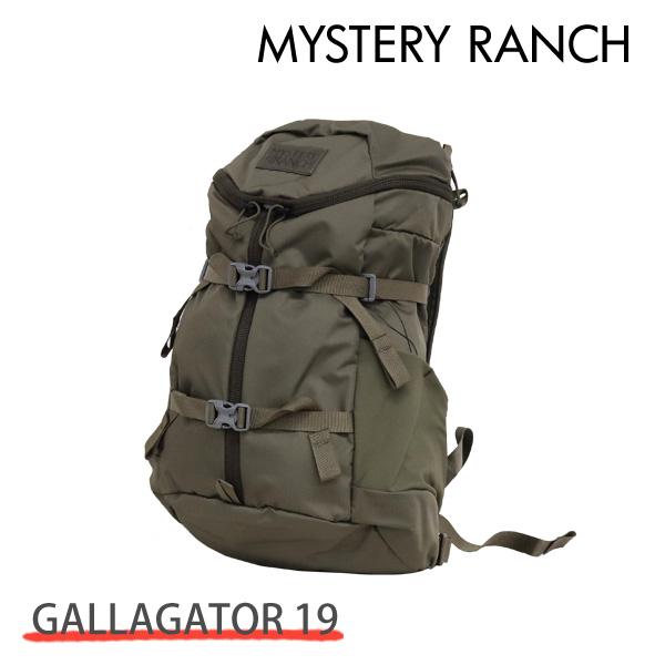 MYSTERY RANCH ミステリーランチ GALLAGATOR 19 ギャラゲーター 19L WOOD ウッド バックパック デイパック