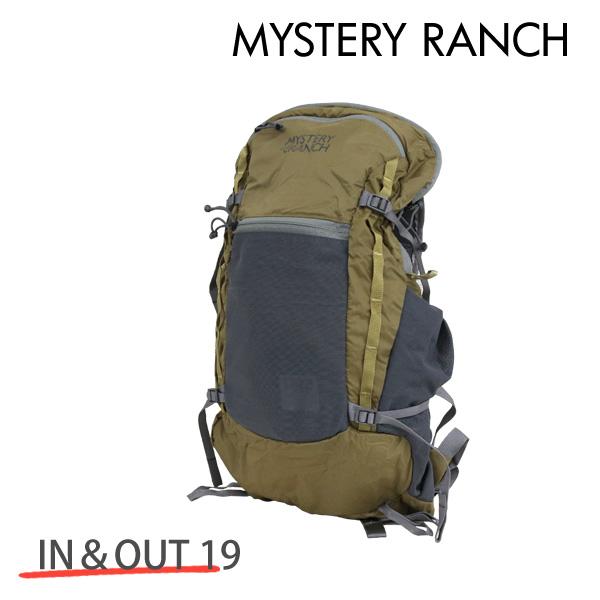 MYSTERY RANCH ミステリーランチ IN&OUT 19 イン&アウト 19L DARK KHAKI ダークカーキ バックパック デイパック