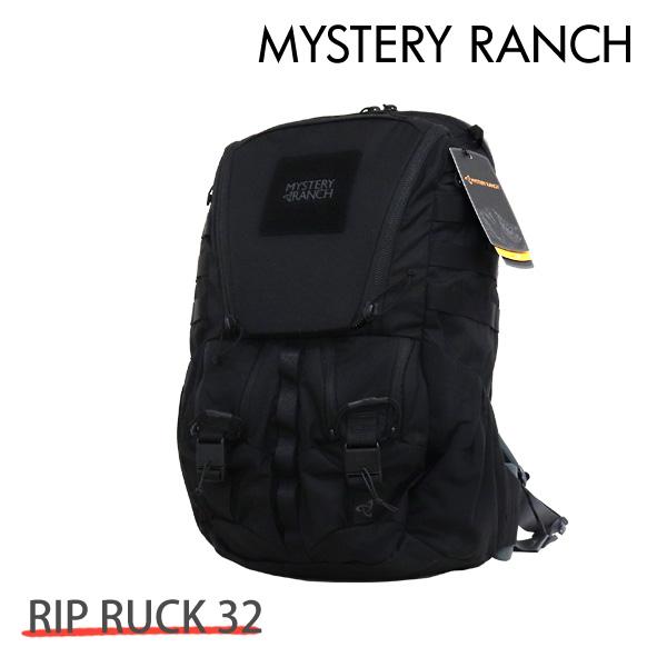 MYSTERY RANCH ミステリーランチ RIP RUCK 32 リップラック S/M 32L BLACK ブラック バックパック デイパック