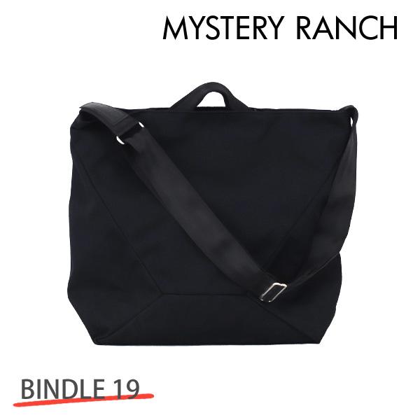 MYSTERY RANCH ミステリーランチ BINDLE 19 ビンドル 19L BLACK ブラック トートバック ショルダーバック