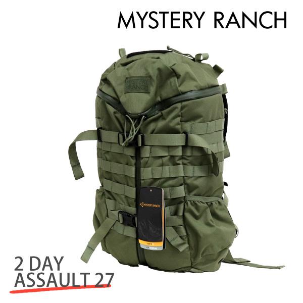MYSTERY RANCH ミステリーランチ 2 DAY ASSAULT 27 2デイアサルト 27L FOREST フォレスト バックパック デイパック