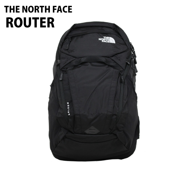 THE NORTH FACE バックパック ROUTER ルーター 40L TNFブラック