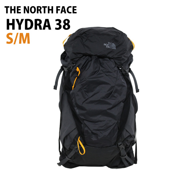 THE NORTH FACE バックパック HYDRA38 ハイドラ38 S/M 38L アスファルトグレー
