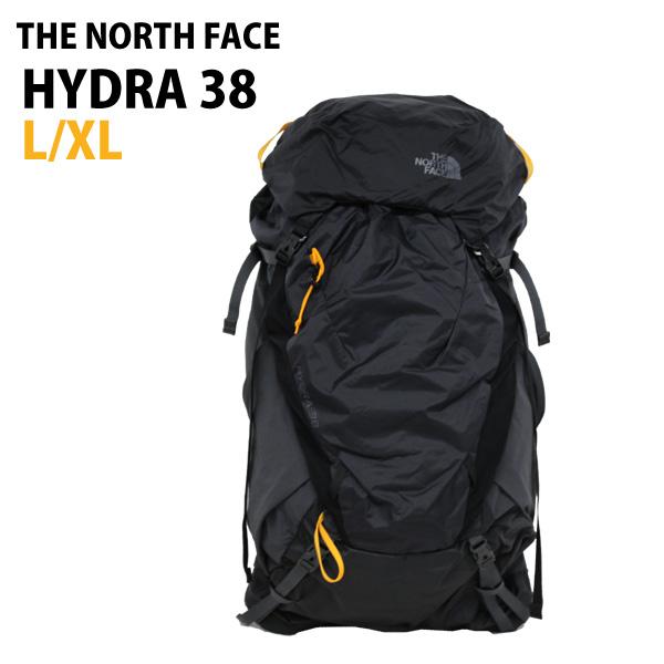 THE NORTH FACE バックパック HYDRA38 ハイドラ38 L/XL 38L アスファルトグレー