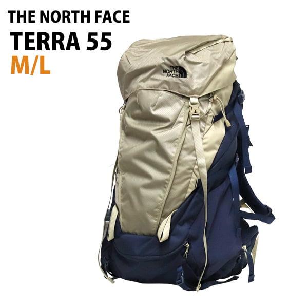 THE NORTH FACE バックパック W TERRA 55 テラ55 レディース M/L 55L アーバンネイビー