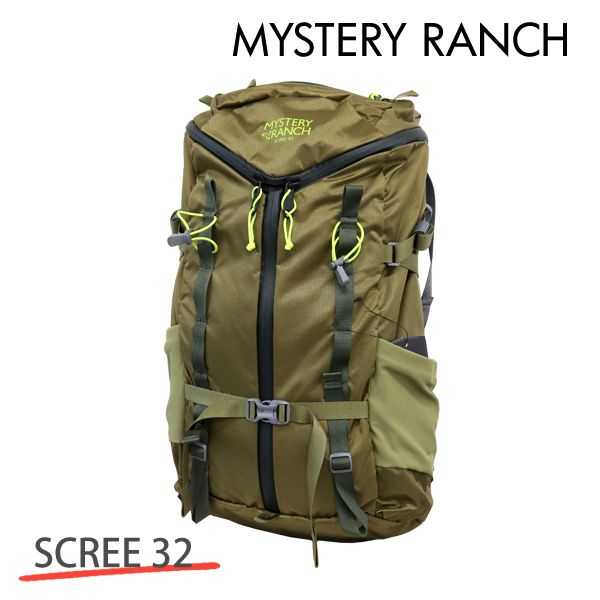 MYSTERY RANCH ミステリーランチ SCREE 32 MEN'S スクリー メンズ S/M 32L LIZARD リザード バックパック デイパック