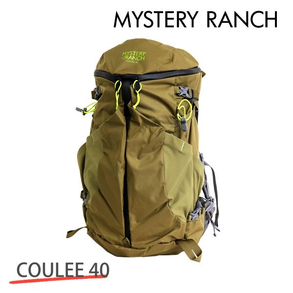 MYSTERY RANCH ミステリーランチ COULEE 40 MEN'S クーリー メンズ S/M 40L LIZARD リザード バックパック デイパック