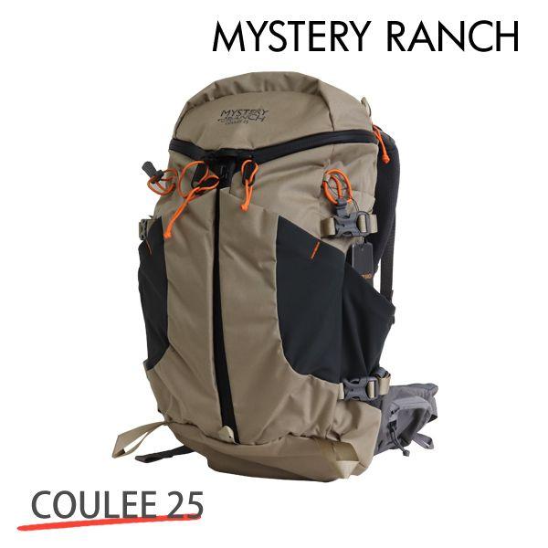 MYSTERY RANCH ミステリーランチ COULEE 25 MEN'S クーリー メンズ S/M 25L HUMMUS ハマス バックパック デイパック