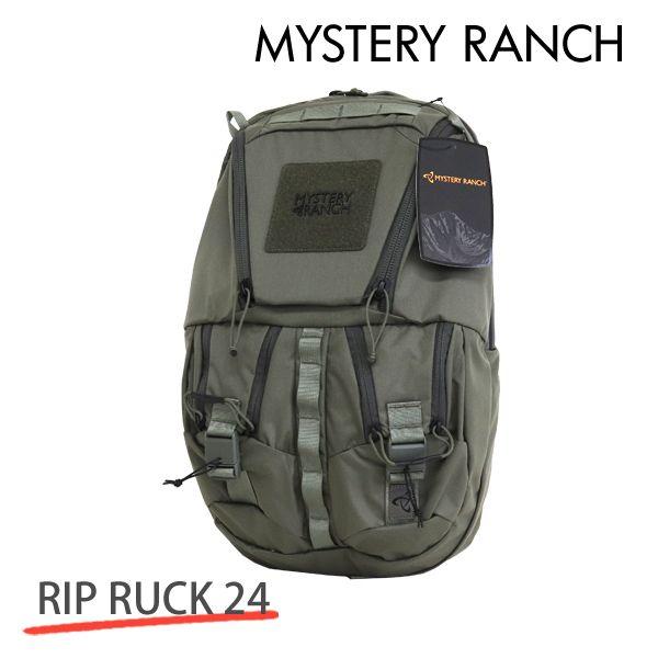 MYSTERY RANCH ミステリーランチ RIP RUCK 24 リップラック 24L FOLLIAGE フォリッジ バックパック デイパック