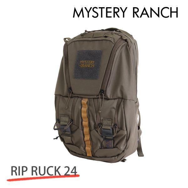 MYSTERY RANCH ミステリーランチ RIP RUCK 24 リップラック 24L WOOD ウッド バックパック デイパック