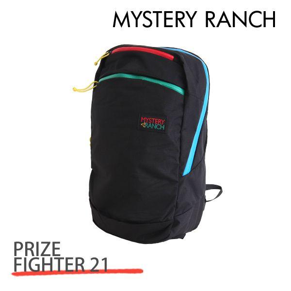 MYSTERY RANCH ミステリーランチ PRIZEFIGHTER 21 プライズファイター 21L MYSTERY POP ミステリーポップ バックパック デイパック
