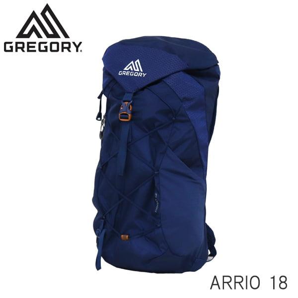 GREGORY グレゴリー バックパック ARRIO アリオ 18 18L エンパイアブルー 1369737411