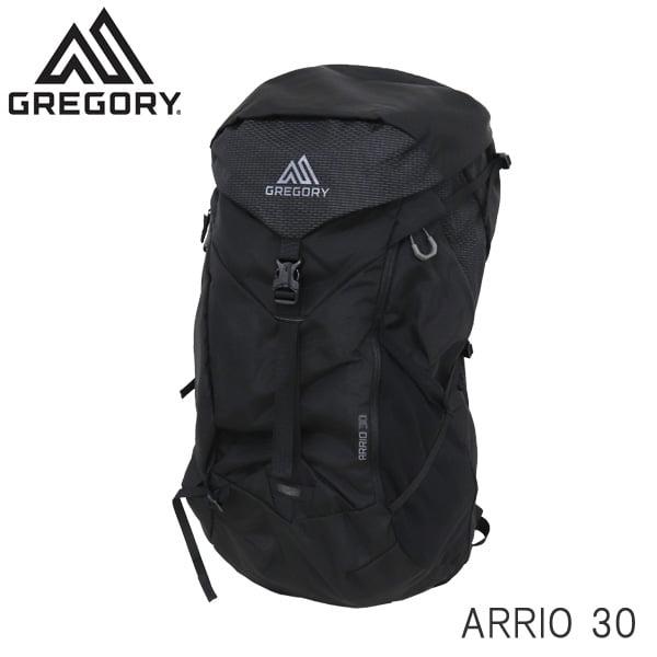 GREGORY グレゴリー バックパック ARRIO アリオ 30 30L フレームブラック 1369757409