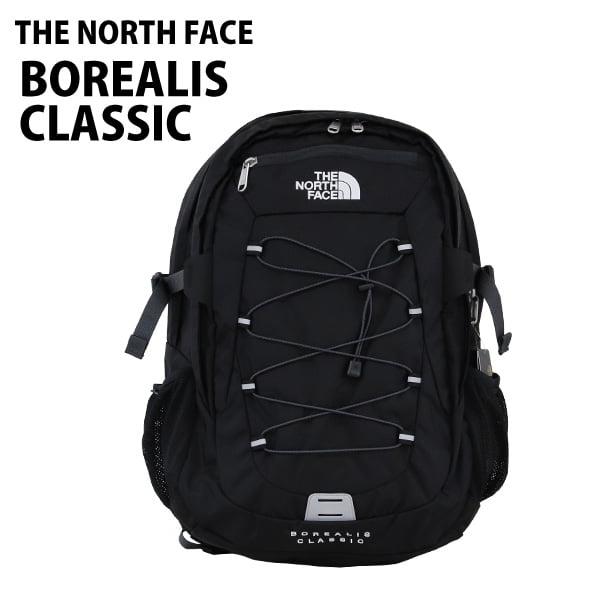 THE NORTH FACE バックパック BOREALIS CLASSIC ボレアリス クラシック 29L TNFブラック/アスファルトグレー