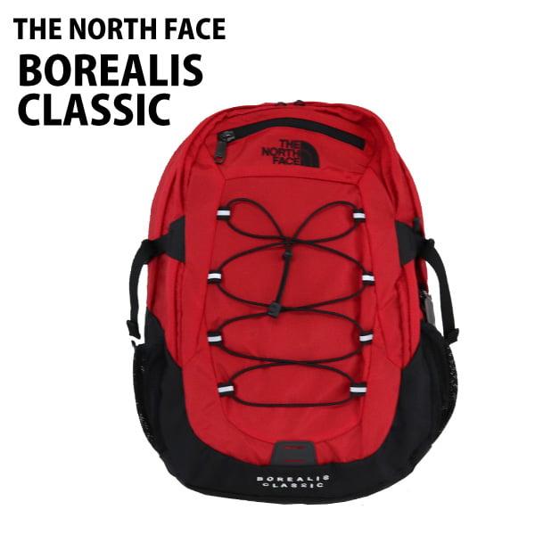 THE NORTH FACE バックパック BOREALIS CLASSIC ボレアリス クラシック 29L TNFレッド×TNFブラック