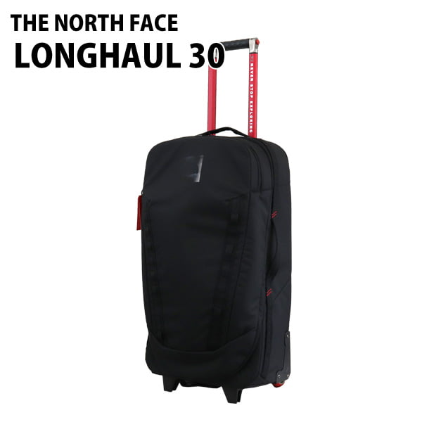 THE NORTH FACE バックパック LONG HAUL ロングホール 30インチ 79L TNFブラック