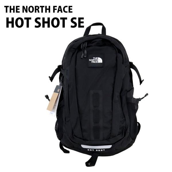 THE NORTH FACE バックパック HOT SHOT SE ホットショット スペシャルエディショ 30L TNFブラック