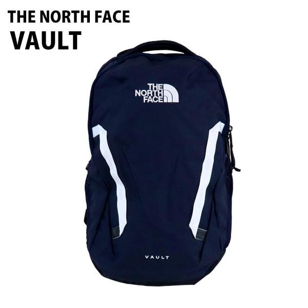 THE NORTH FACE バックパック VAULT ヴォルト 27L アビエイターネイビーライトヘザー
