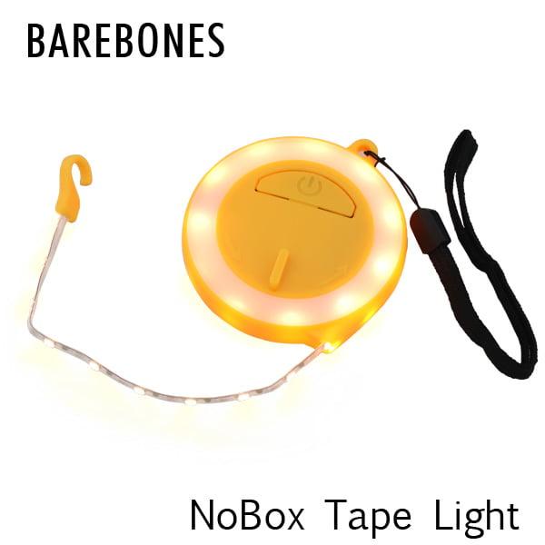 Barebones Living ベアボーンズ リビング NoBox Tape Light ノーボックス テープライト LED Yellow イエロー