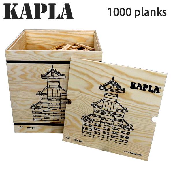 KAPLA カプラ 1000 planks 1000ピース