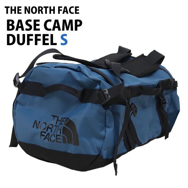 THE NORTH FACE バックパック BASE CAMP DUFFEL S ベースキャンプダッフル 50L モントレーブルー×ブラック