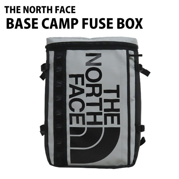 THE NORTH FACE バックパック BASE CAMP FUSE BOX ベースキャンプ ヒューズボックス 30L ロートアイロン×TNFブラック