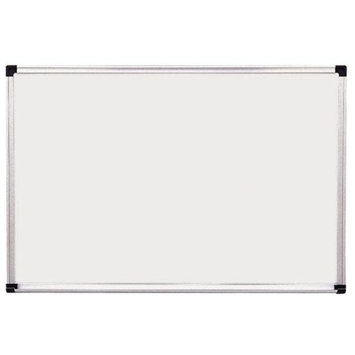 弘益 ホワイトボード(ホーロー)壁掛け W600×H450(WH-456)