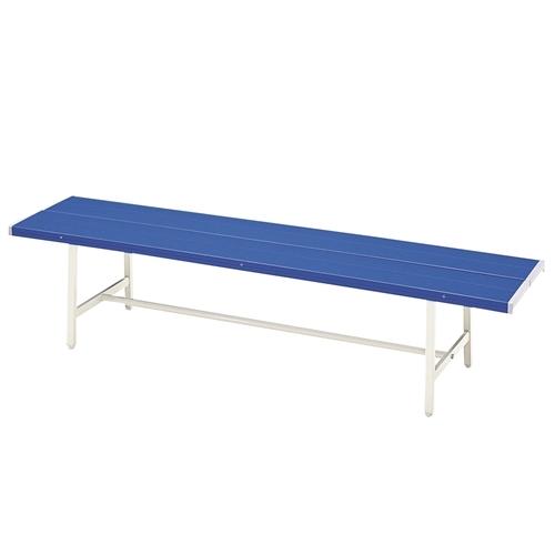 弘益 ベンチ カラーベンチ W1800mm ブルー