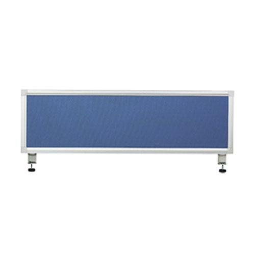弘益 デスクトップパネル 幅100cm ブルー KLP-TP1035A(BL)