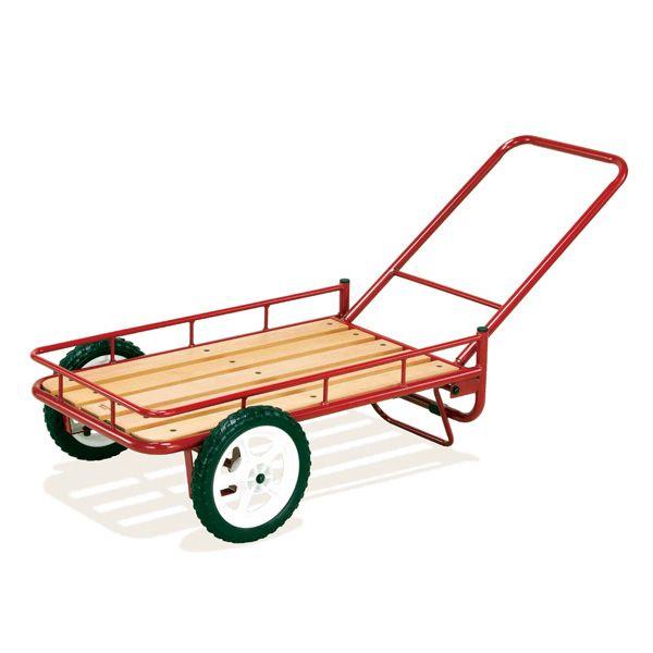 HangOut (ハングアウト) NIGURUMA 荷車 レッド