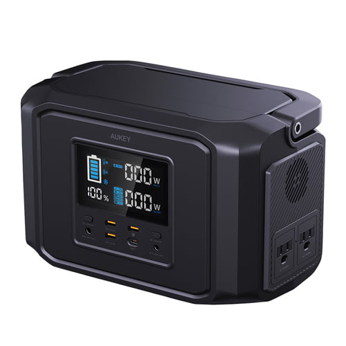 AUKEY (オーキー) ポータブル電源 Power Zeus 500 518wh PS-MC05