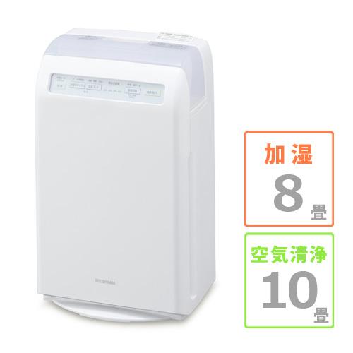 アイリスオーヤマ 加湿空気清浄機 10畳 ホワイト HXF-C25-W