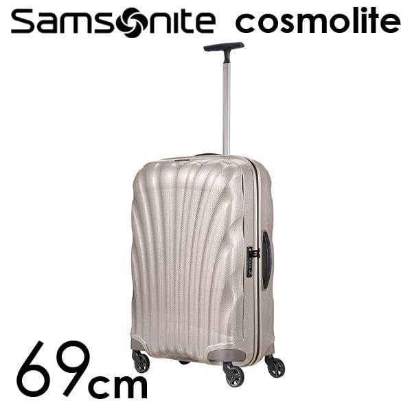 Samsonite スーツケース Cosmolite3.0 コスモライト3.0 69cm パール 73350-167/V22-15-306