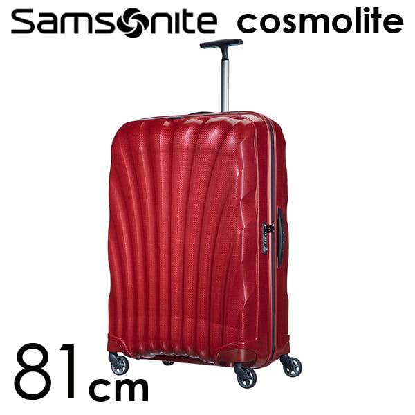 Samsonite スーツケース Cosmolite3.0 コスモライト3.0 81cm レッド 73352-172/V22-00-307